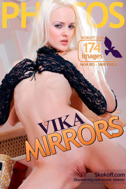 Vika - `Mirrors` - by Skokov for SKOKOFF