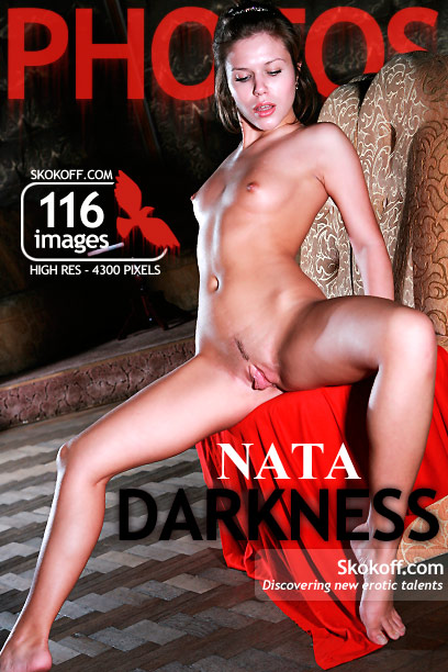 Nata - `Darkness` - by Skokov for SKOKOFF