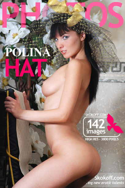 Polina - `Hat` - by Skokov for SKOKOFF