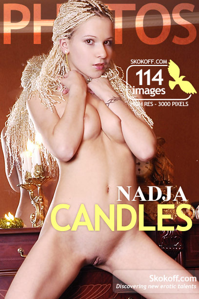 Nadja - `Candles` - by Skokov for SKOKOFF