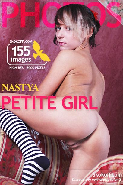 Nastja - `Petite Girl` - by Skokov for SKOKOFF