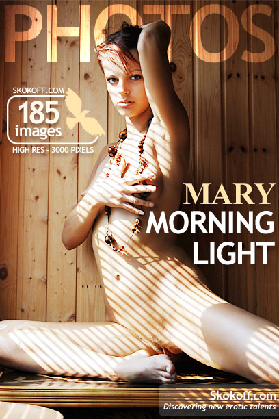 Mary - `Morning Light` - by Skokov for SKOKOFF