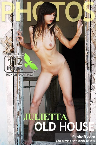 Julietta - `Old House` - by Skokov for SKOKOFF