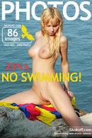 Zina - No Swimming!