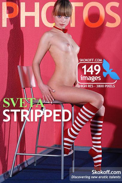Sveta - `Stripped` - by Skokov for SKOKOFF