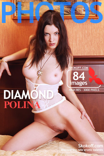 Polina in Diamond gallery from SKOKOFF by Skokov