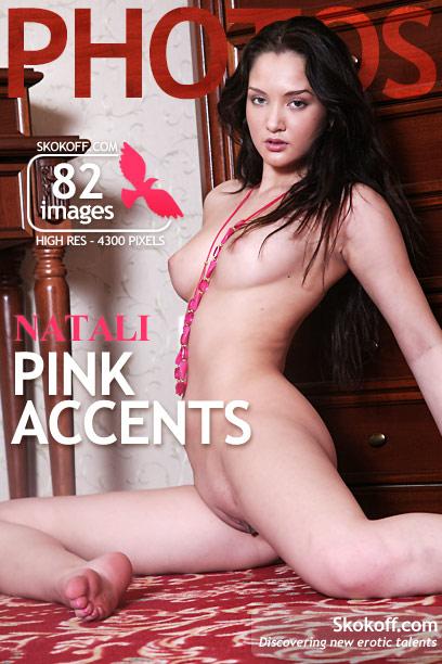 Natali - `Pink Accents` - by Skokov for SKOKOFF