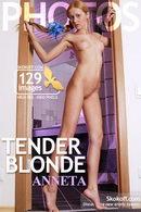 Tender Blonde