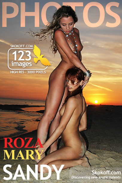 Mary & Roza - `Sandy` - by Skokov for SKOKOFF