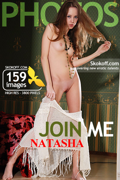 Natasha - `Join Me` - by Skokov for SKOKOFF