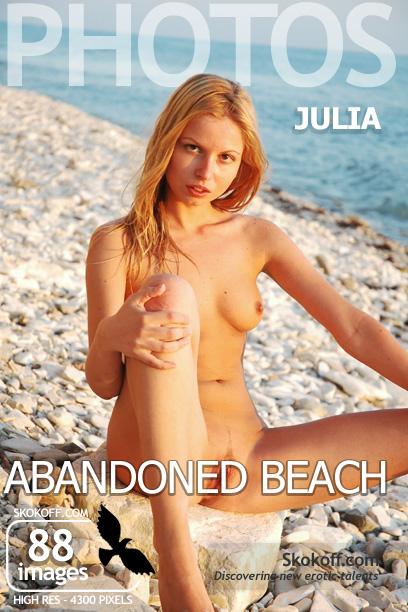 Julia - `Abandoned Beach` - by Skokov for SKOKOFF