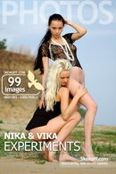 Nika & Vika - Experiments
