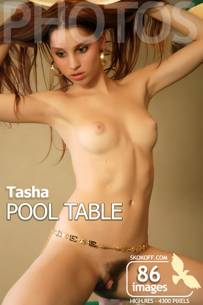 Tasha - `Pool Table` - by Skokov for SKOKOFF