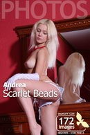 Andrea - Scarlet Beads