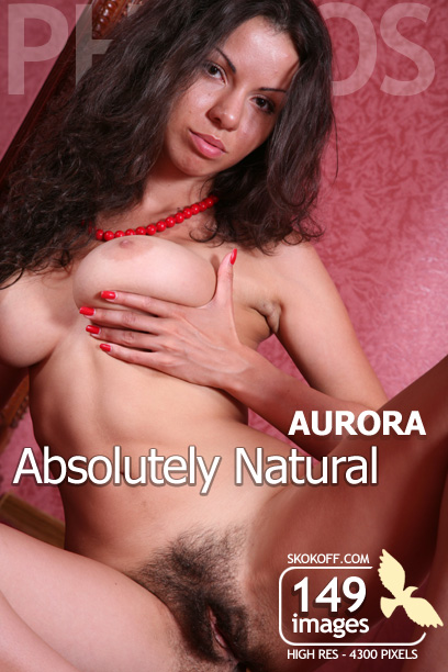 Aurora - `Absolutely Natural` - by Skokov for SKOKOFF