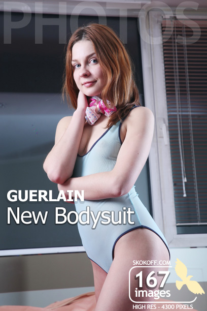 Guerlain - `New Bodysuit` - by Skokov for SKOKOFF