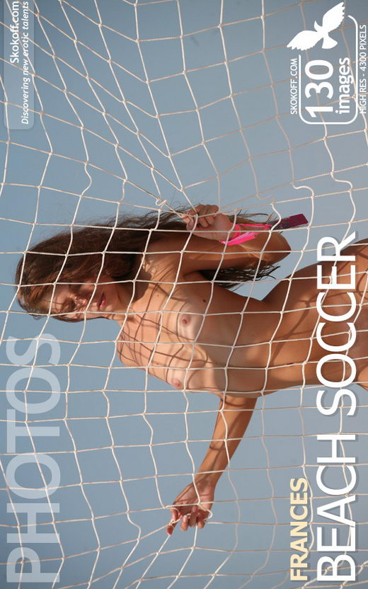 Frances - `Beach Soccer` - by Skokov for SKOKOFF