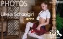 Like A Schoolgirl