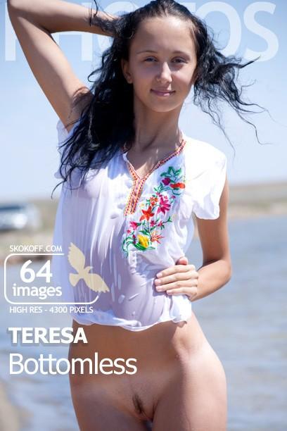 Teresa - `Bottomless` - by Skokov for SKOKOFF