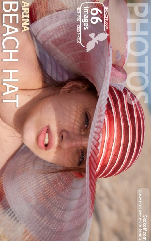 Arina - `Beach Hat` - by Skokov for SKOKOFF