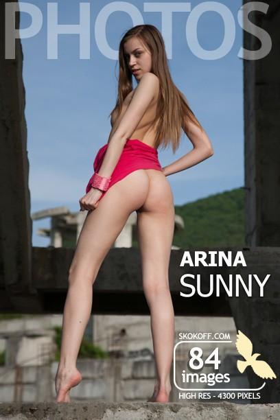 Arina - `Sunny` - by Skokov for SKOKOFF