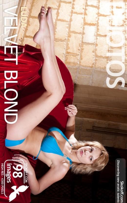 Luda - `Velvet Blond` - by Skokov for SKOKOFF