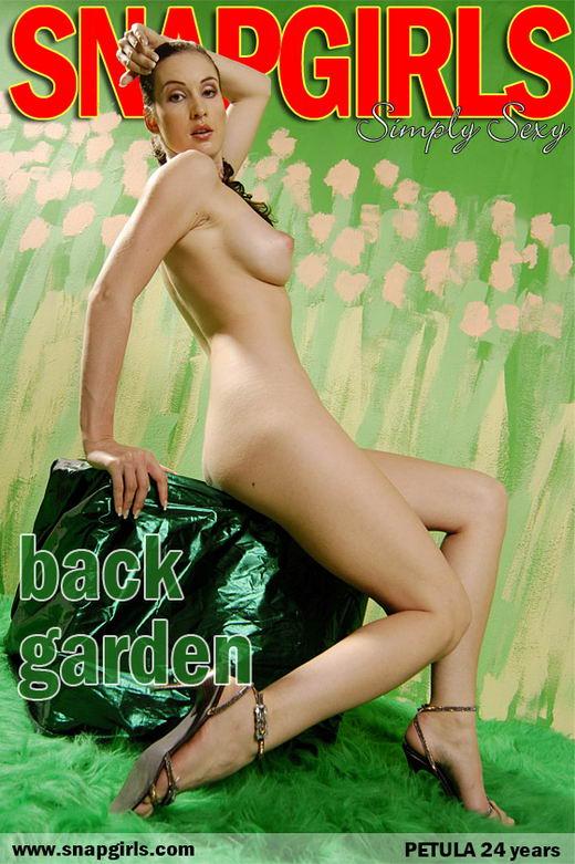 Petula - `Black garden` - by Petr Kricek for SNAPGIRLS