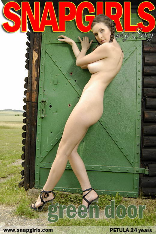 Petula - `Green Door` - by Petr Kricek for SNAPGIRLS