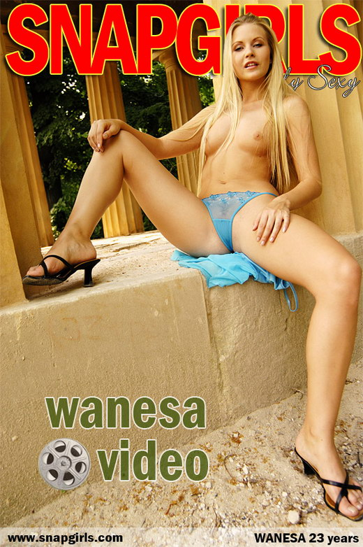 Wanesa - `Wanesa Video` - by Petr Kricek for SNAPGIRLS