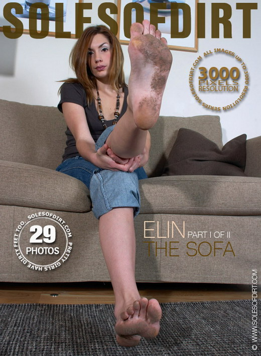Elin - `The Sofa - Part 1` - for SOLESOFDIRT