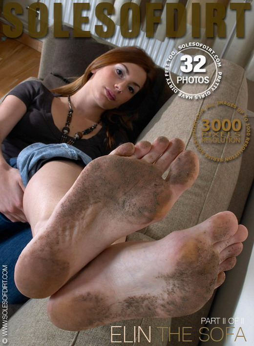 Elin - `The Sofa - Part 2` - for SOLESOFDIRT
