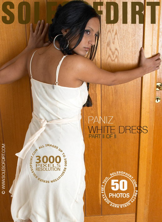 Paniz - `White Dress - Part 2` - for SOLESOFDIRT