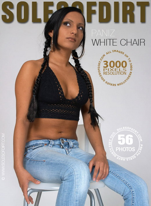 Paniz - `White Chair` - for SOLESOFDIRT