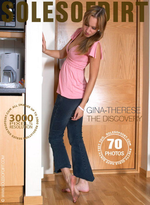Gina-Therese - `The Discovery` - for SOLESOFDIRT