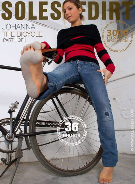 Johanna - `The Bicycle - Part 2` - for SOLESOFDIRT