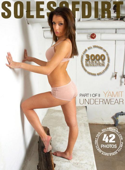 Yamit - `Underwear - Part 1` - for SOLESOFDIRT