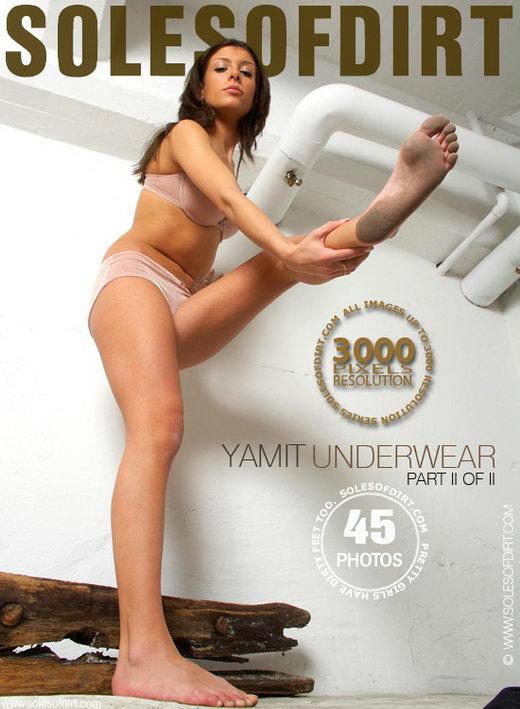 Yamit - `Underwear - Part 2` - for SOLESOFDIRT