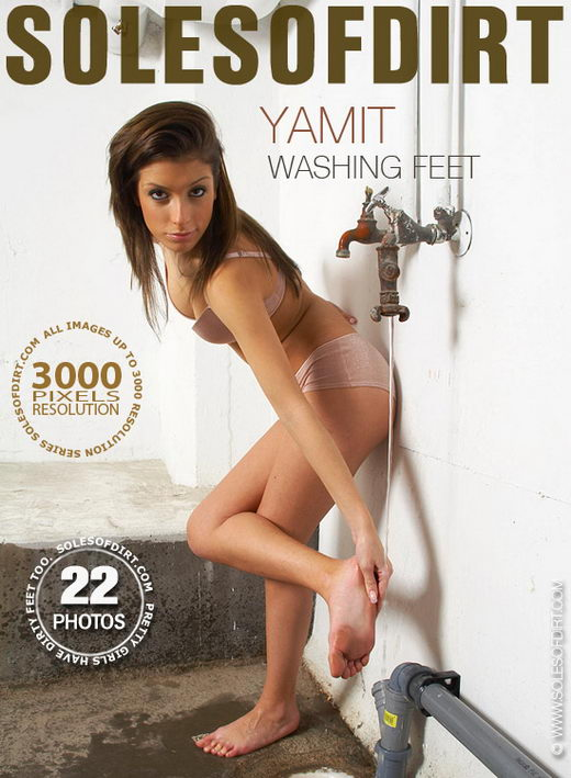 Yamit - `Washing Feet` - for SOLESOFDIRT