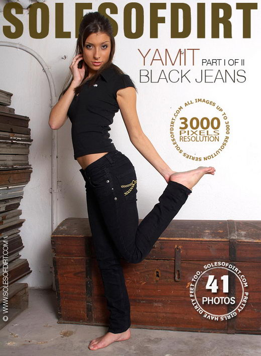 Yamit - `Black Jeans - Part 1` - for SOLESOFDIRT