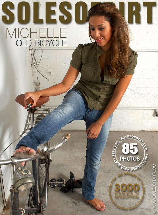 Michelle - `Old Bycycle` - for SOLESOFDIRT