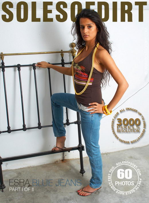 Esra - `Blue Jeans - Part 1` - for SOLESOFDIRT