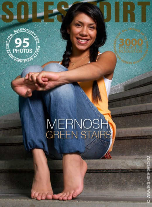 Mernosh - `Green Stairs` - for SOLESOFDIRT