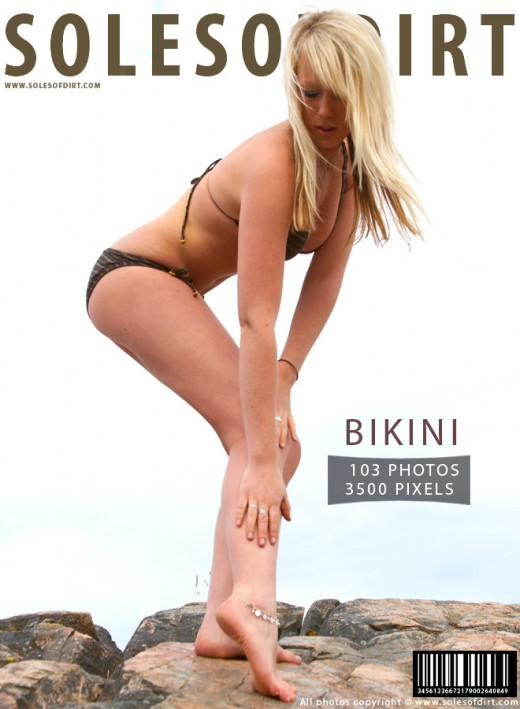 Elin N - `Bikini` - for SOLESOFDIRT