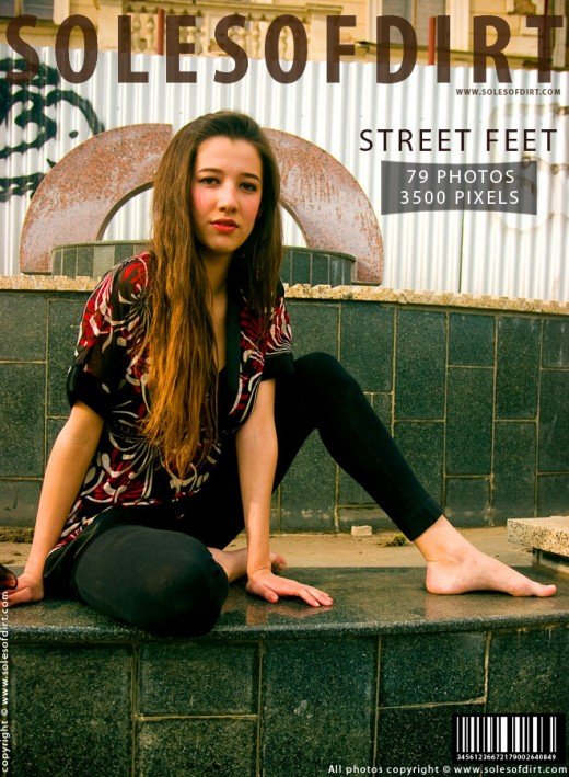 Holly - `Street Feet` - for SOLESOFDIRT