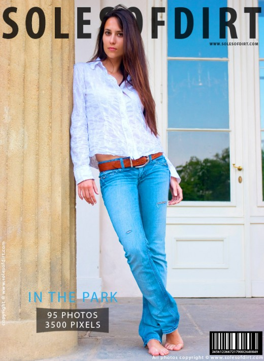 Trish - `In The Park` - for SOLESOFDIRT