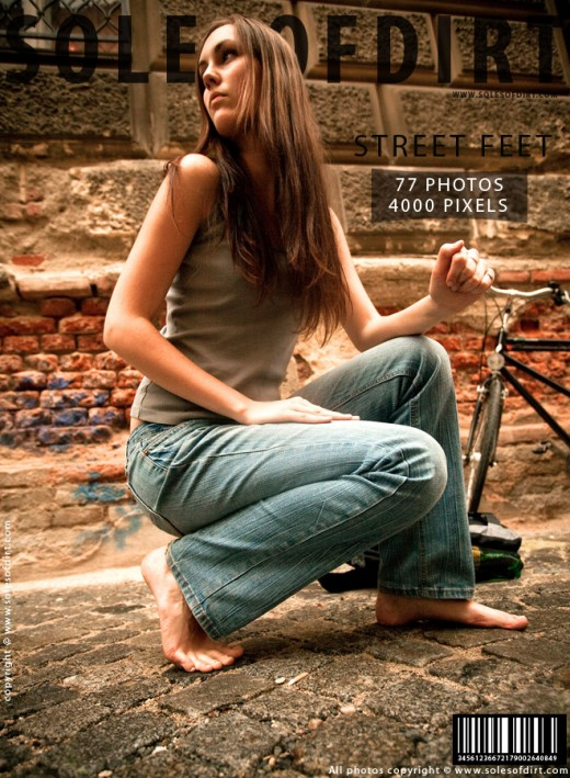 Yanette - `Street Feet` - for SOLESOFDIRT