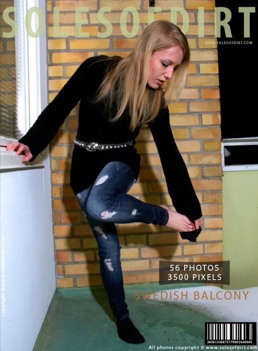 Yanni - `Swedish Balcony` - for SOLESOFDIRT