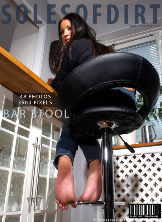 Ivana - `Bar Stool` - for SOLESOFDIRT