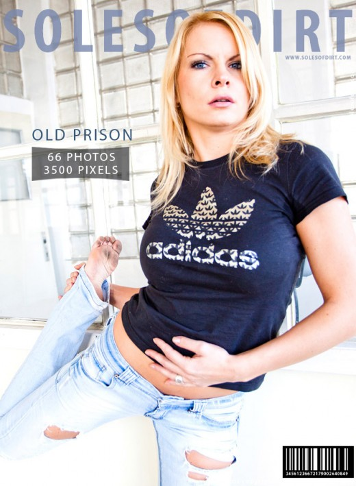 Gina - `Old Prison` - for SOLESOFDIRT
