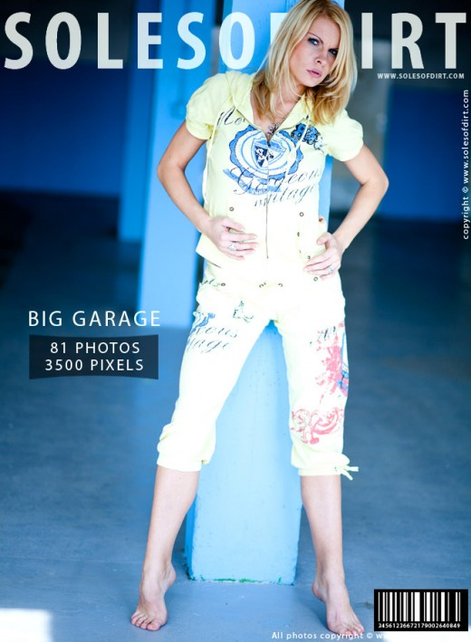 Gina - `Big Garage` - for SOLESOFDIRT
